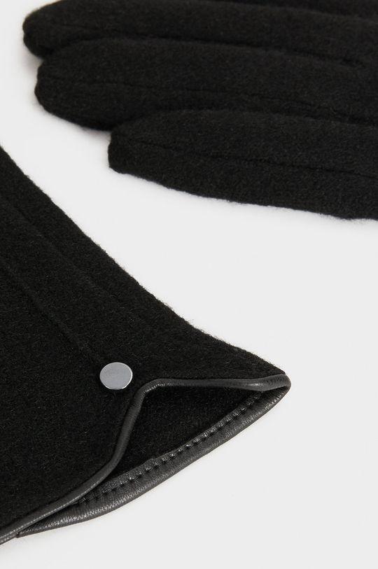 Parfois - Rukavice  30% Polyester, 70% Vlna