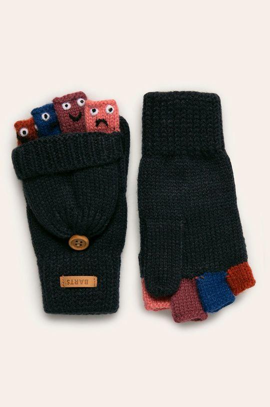тъмносин Barts - Детски ръкавици Puppet.Bumgloves Дитячий