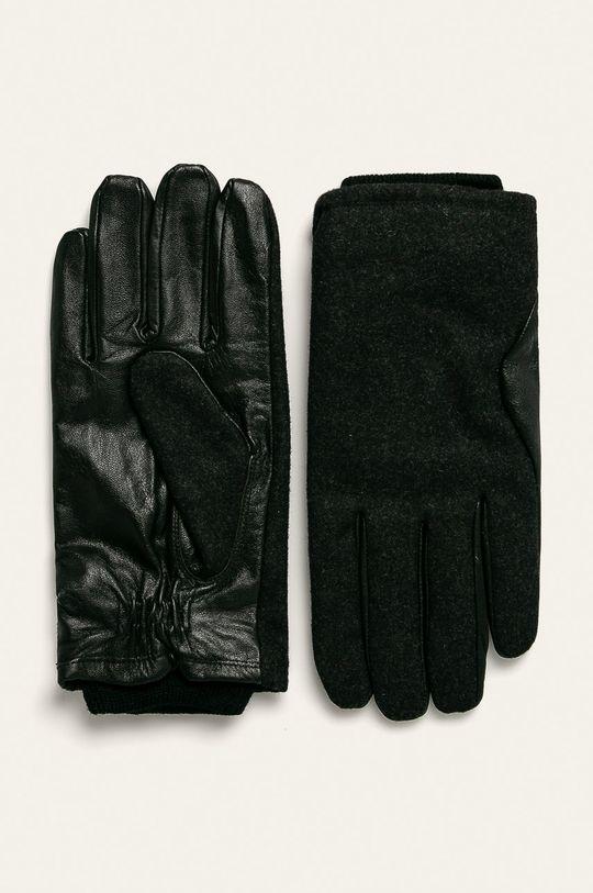 czarny Pepe Jeans - Rękawiczki Antuan Męski
