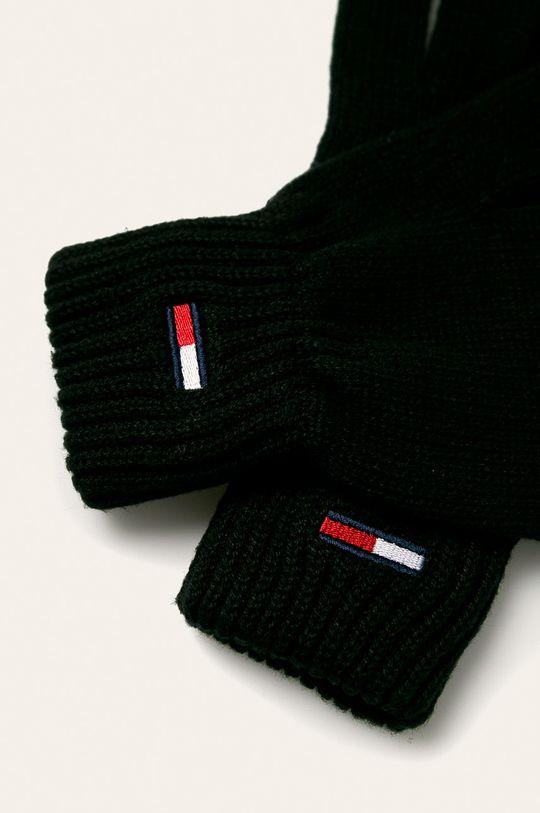 Tommy Jeans - Rukavice čierna