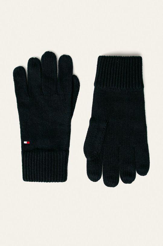 námořnická modř Tommy Hilfiger - Čepice a rukavice