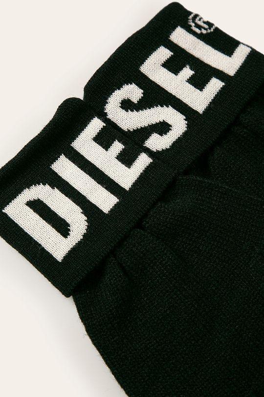 Diesel - Rukavice čierna