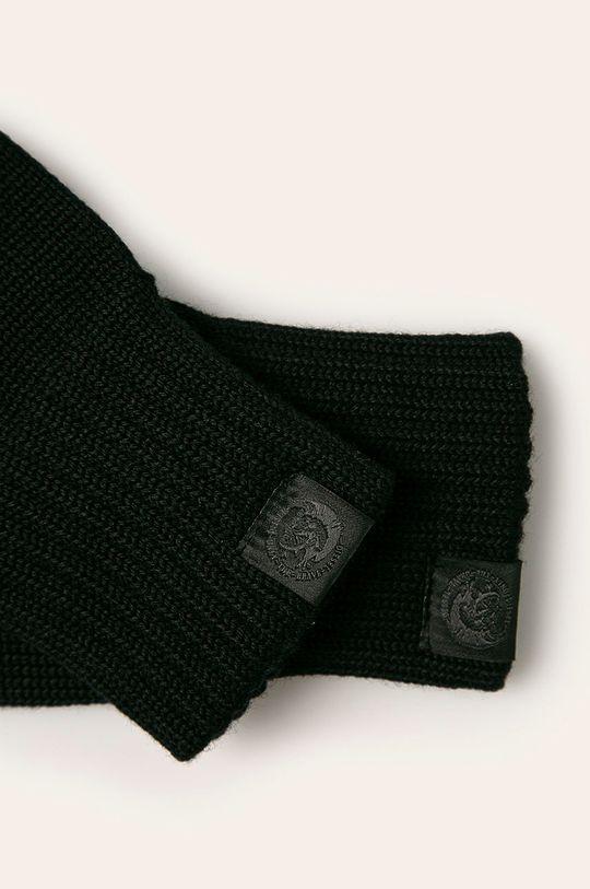 Diesel - Rukavice černá