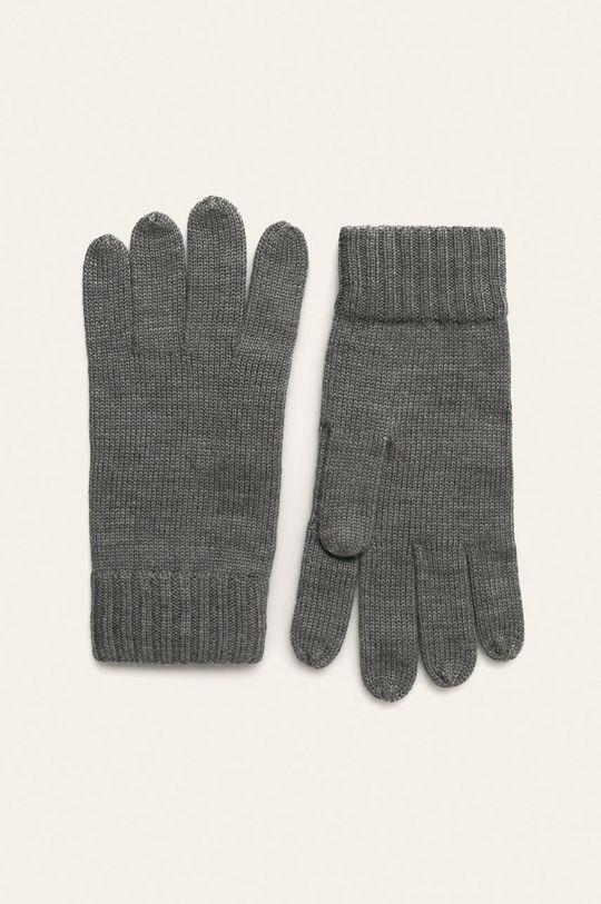 szary Polo Ralph Lauren - Rękawiczki Męski