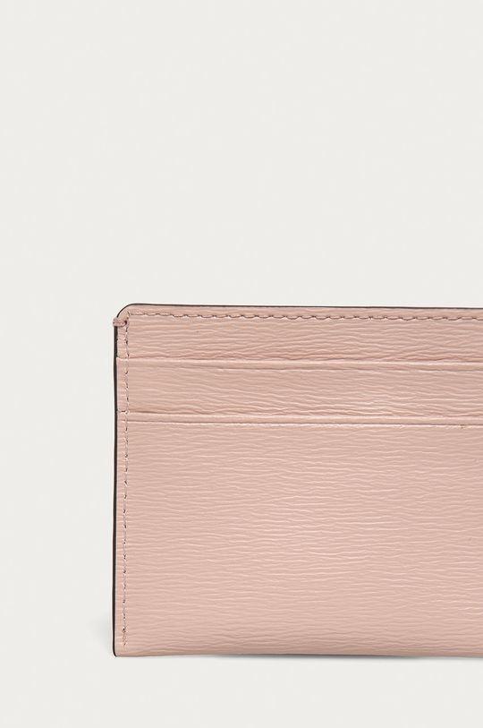 Dkny - Kožená peněženka  Podšívka: 100% Polyester Hlavní materiál: 100% Přírodní kůže