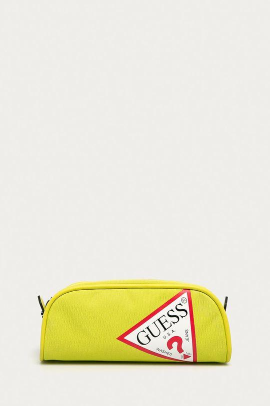 żółty Guess Jeans - Piórnik Dziecięcy