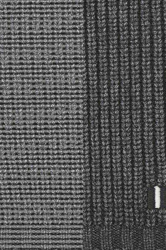 Mayoral - Detský šál komín 104-166 cm sivá
