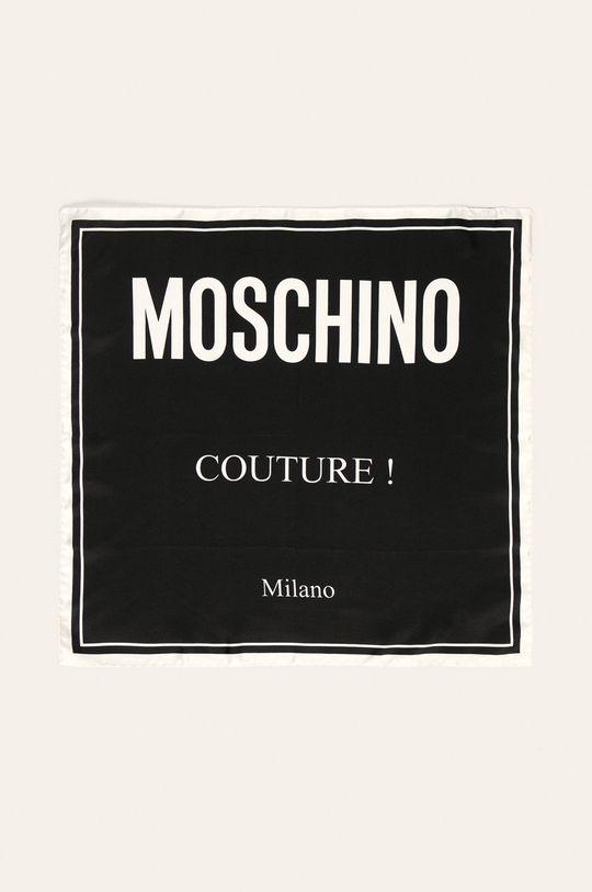 Moschino - Esarfa negru