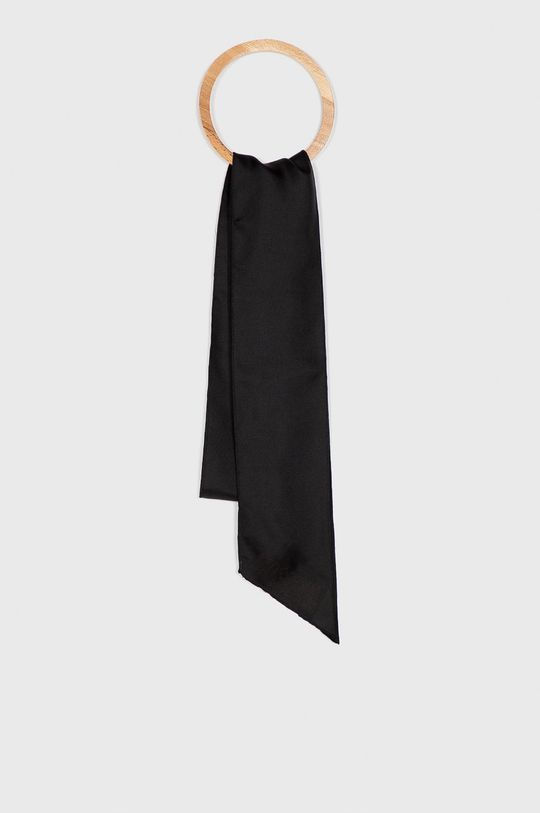 negru Moschino - Esarfa De femei