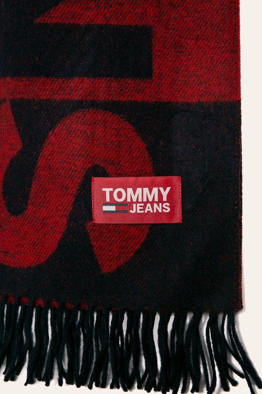 Tommy Jeans - Šál tmavomodrá