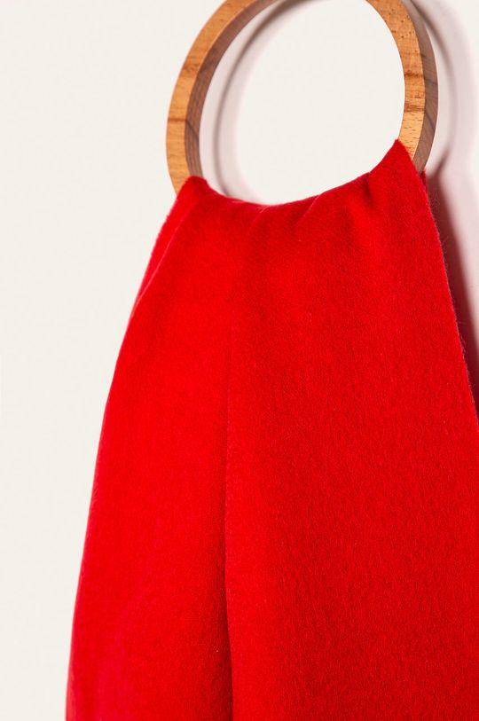 Calvin Klein Jeans - Fular rosu