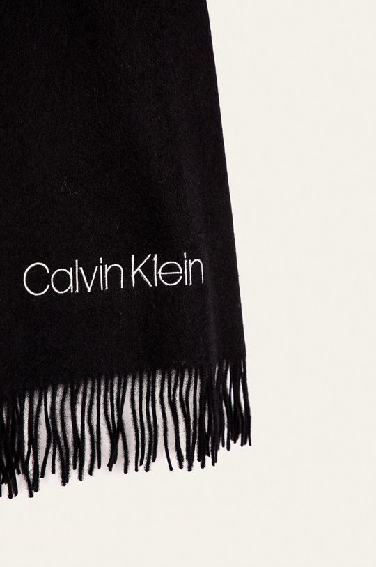 Calvin Klein Jeans - Fular 100% Lana