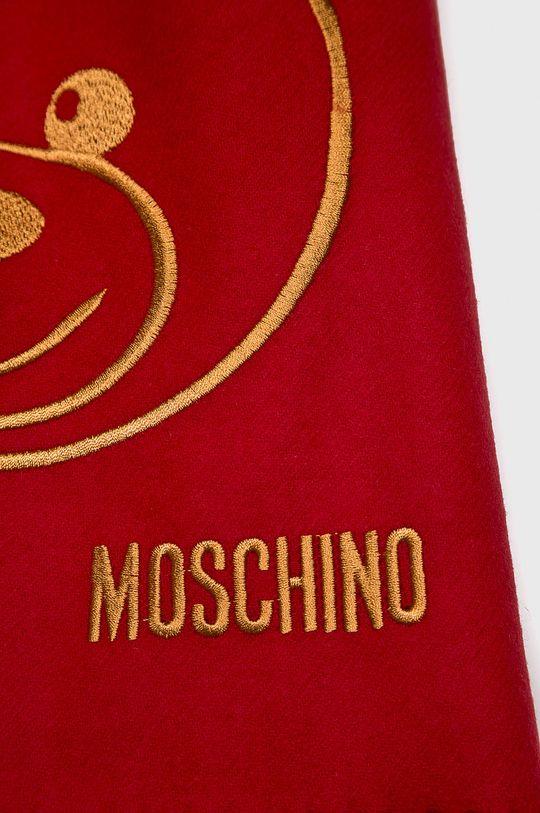Moschino - Fular rosu