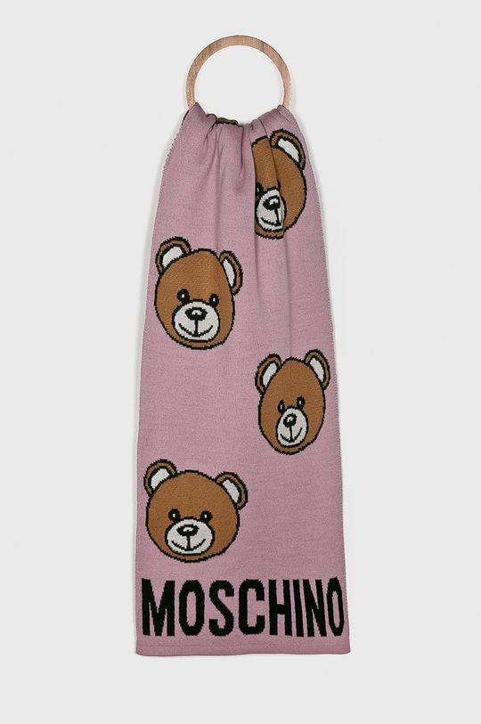 roz Moschino - Fular De femei