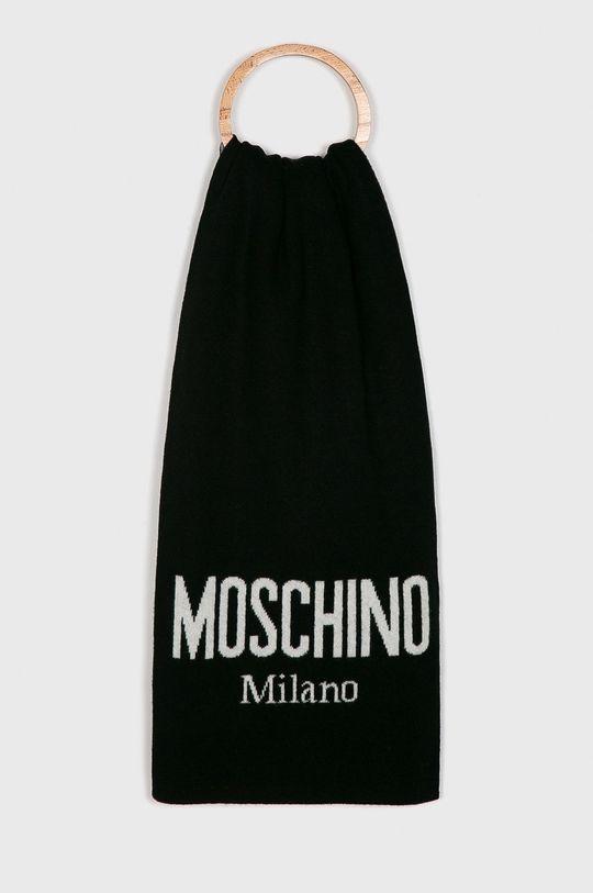 negru Moschino - Fular De femei