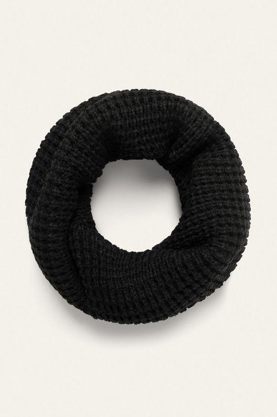 čierna Blend - Šál komín Pánsky