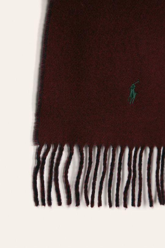 Polo Ralph Lauren - Šála mahagonová