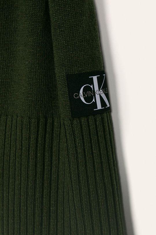 Calvin Klein Jeans - Fular verde