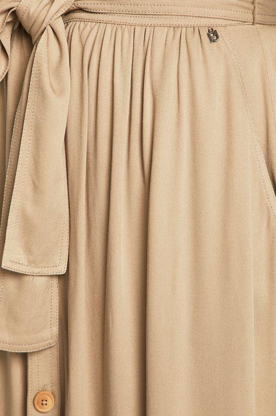 béžová Pepe Jeans - Sukně