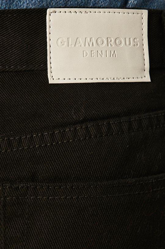 čierna Glamorous - Sukňa