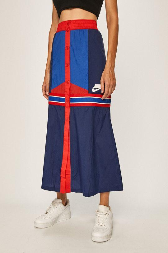 modrá Nike Sportswear - Sukně Dámský