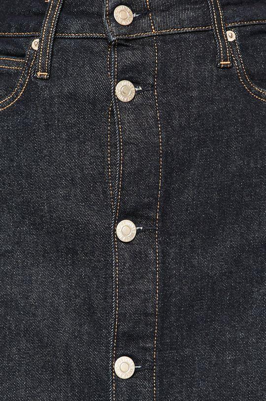 bleumarin Calvin Klein Jeans - Fusta