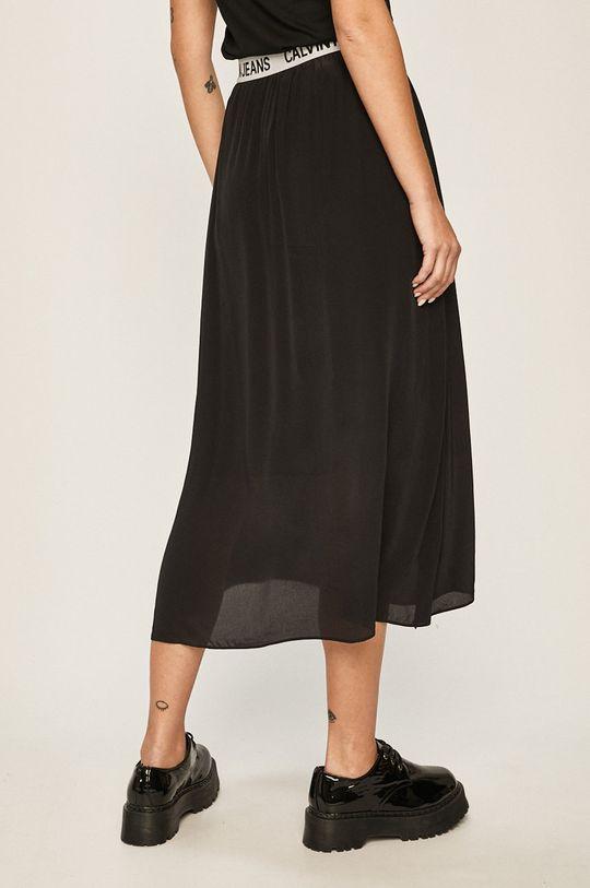 Calvin Klein Jeans - Fusta Captuseala: 100% Poliester   Materialul de baza: 100% Viscoza