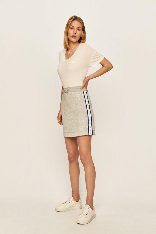 Calvin Klein Jeans - Sukně šedá