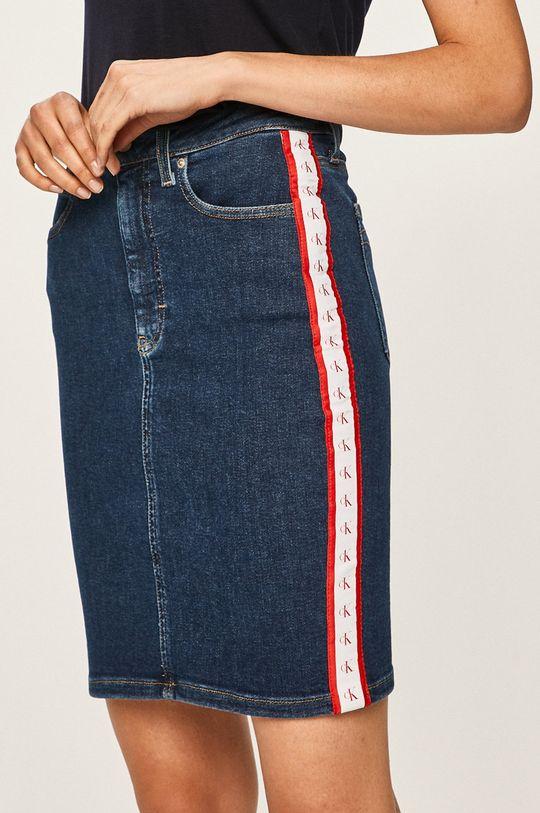 bleumarin Calvin Klein Jeans - Fusta jeans De femei