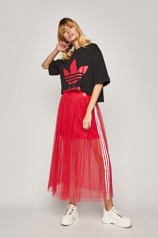 adidas Originals - Sukně červená