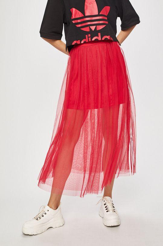 červená adidas Originals - Sukně