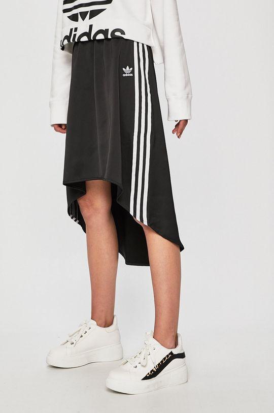 černá adidas Originals - Sukně Dámský