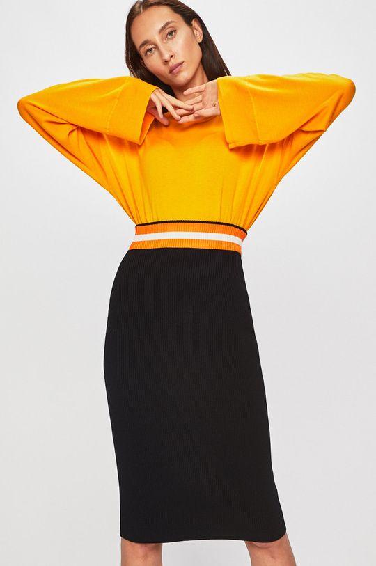 černá Calvin Klein - Sukně Dámský