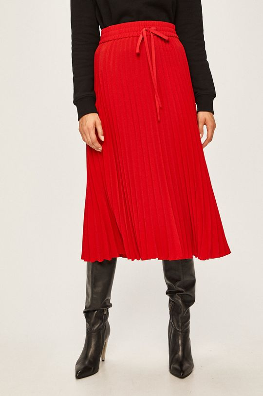 červená Red Valentino - Sukňa Dámsky