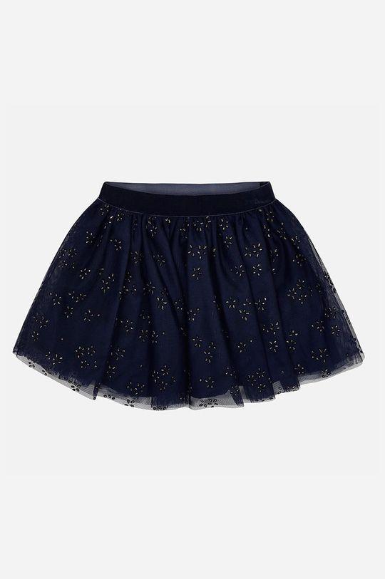 Mayoral - Dievčenská sukňa 92 -134 cm tmavomodrá