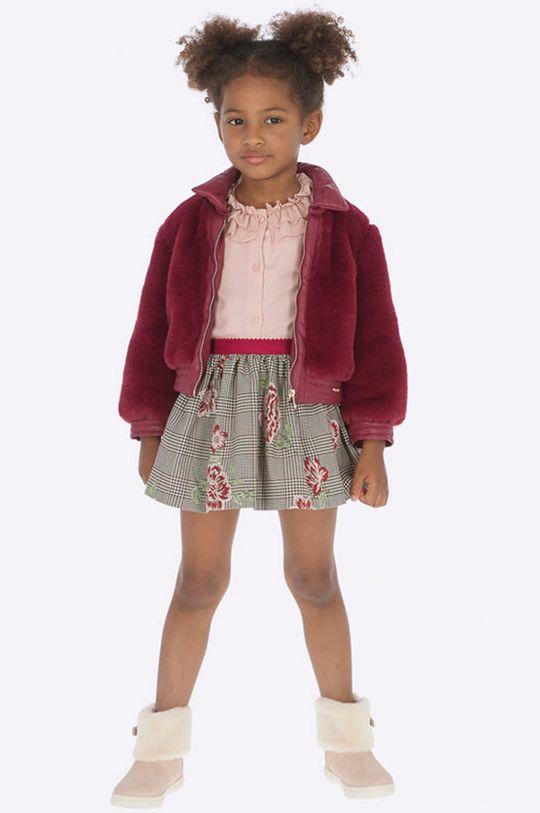 hnedá Mayoral - Dievčenská sukňa 92 - 134 cm Dievčenský