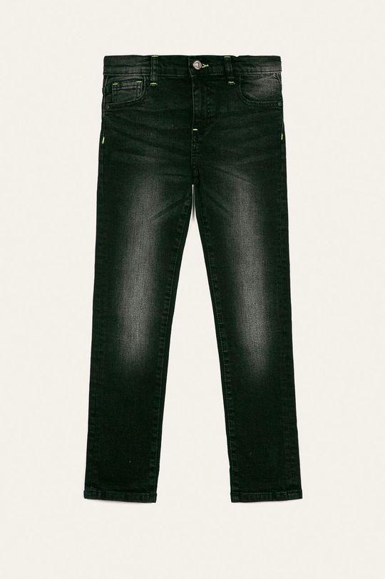 черен Guess Jeans - Детски дънки 118 - 175 cm Момче