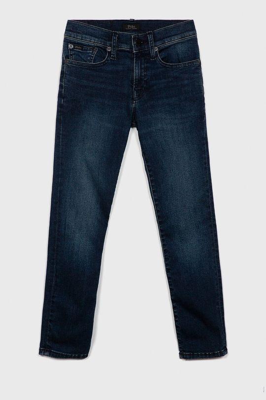 bleumarin Polo Ralph Lauren - Jeans copii Eldridge 134-158 cm De băieți