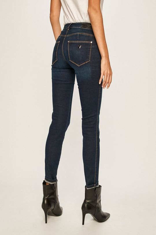 Guess Jeans - Rifle Curve X  79% Bavlna, 2% Elastan, 19% Polyester
