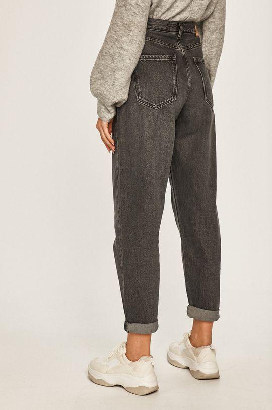 Pepe Jeans - Jeansi Rachel Black x Dua Lipa  100% Bumbac