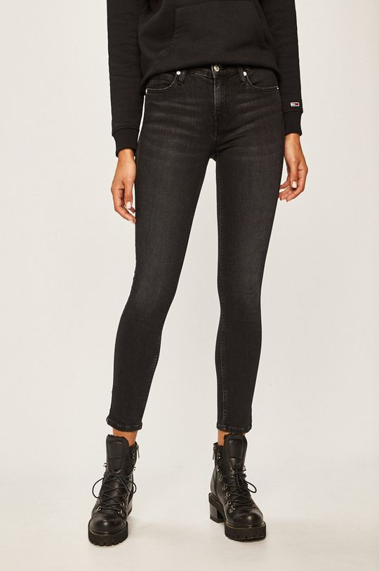 черен Calvin Klein Jeans - Дънки CKJ 011 Жіночий