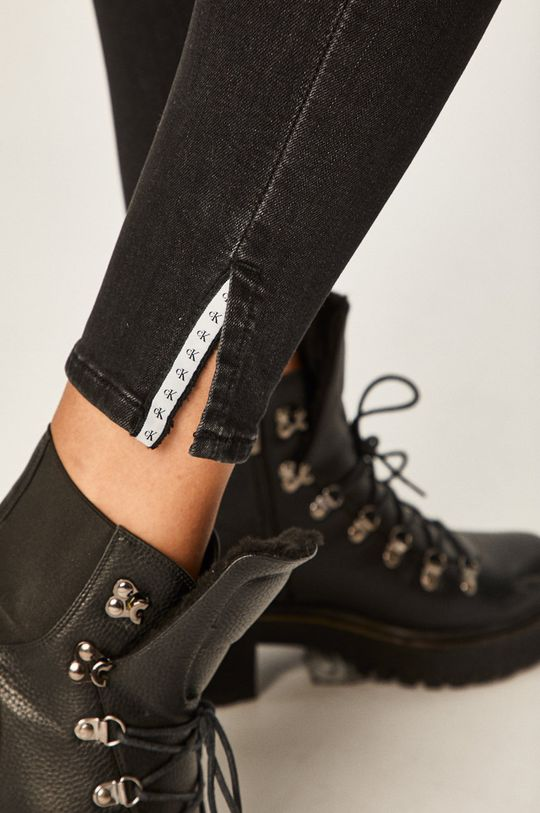 черен Calvin Klein Jeans - Дънки CKJ 011