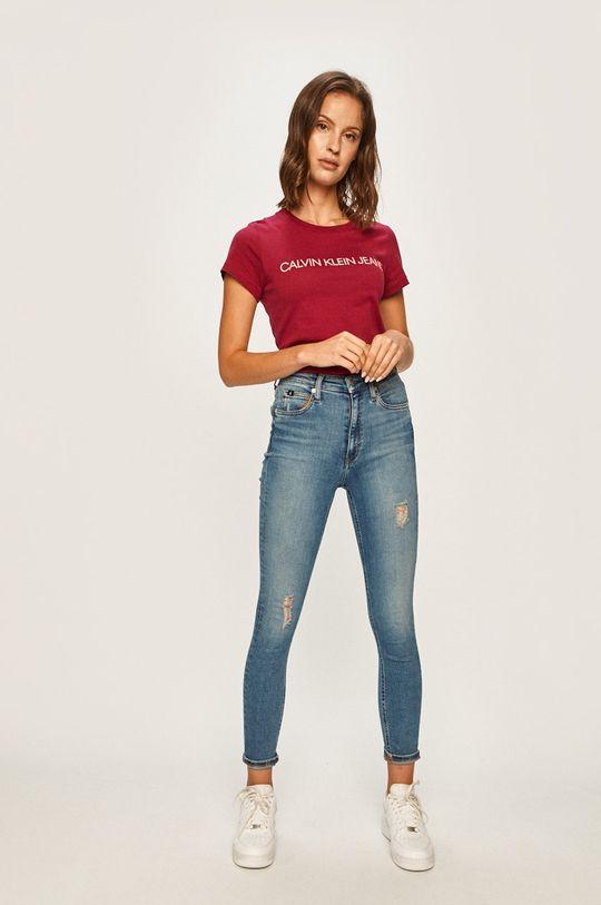 Calvin Klein Jeans - Дънки CKJ 010 син