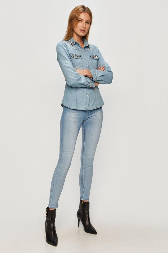 Haily's - Džíny světle modrá