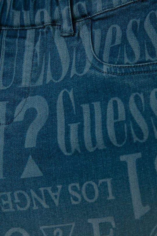 Guess Jeans - Detské rifle 118-175 cm  98% Bavlna, 2% Elastan