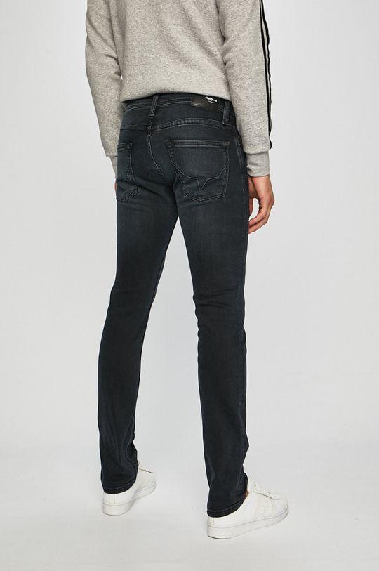 Pepe Jeans - Džíny Hlavní materiál: 2% Elastan, 7% Polyester, 91% Bavlna Podšívka kapsy: 35% Bavlna, 65% Polyester