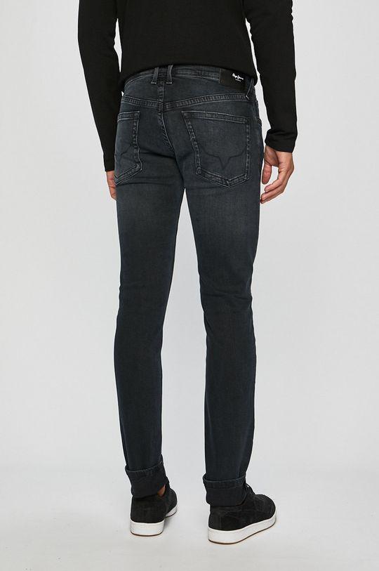Pepe Jeans - Džíny Hlavní materiál: 2% Elastan, 7% Polyester, 91% Bavlna Jiné materiály: 35% Bavlna, 65% Polyester