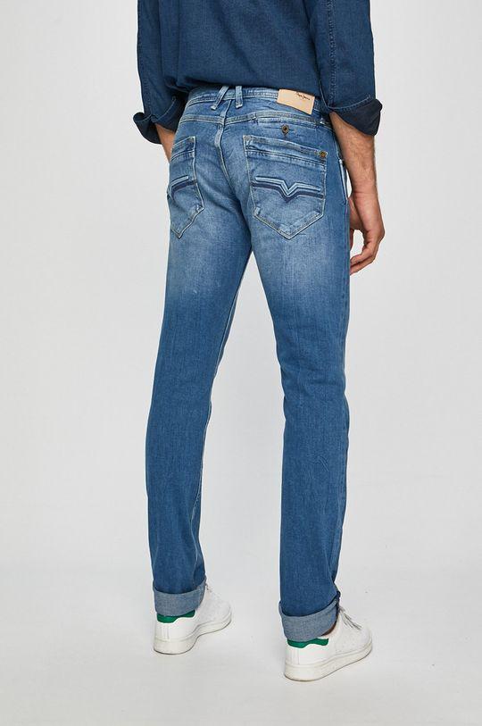 Pepe Jeans - Džíny 99% Bavlna, 1% Elastan Podšívka kapsy: 35% Bavlna, 65% Polyester