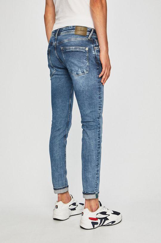 Pepe Jeans - Džíny Hlavní materiál: 99% Bavlna, 1% Elastan Podšívka kapsy: 35% Bavlna, 65% Polyester