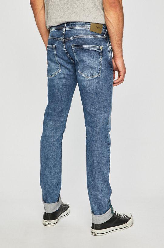 Pepe Jeans - Džíny Podšívka: 35% Bavlna, 65% Polyester Hlavní materiál: 99% Bavlna, 1% Elastan